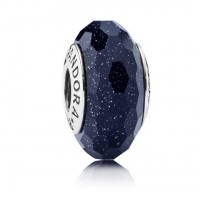 MIDNIGHT BLUE STARDUST 791628 LIMITOWANY CHARMS
