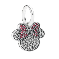 BŁYSZCZĄCA MINNIE 791447CZ SPARKLING MINNIE ICON DISNEY